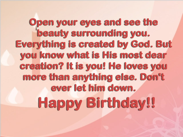 Christian Birthday Quotes & Wishes 2HappyBirthday
