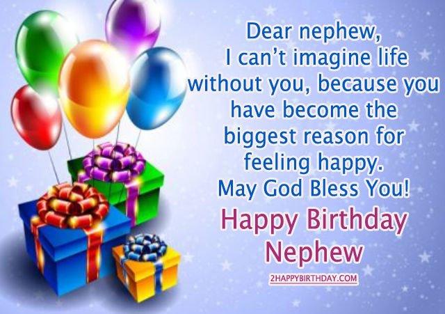 25 Lovable Birthday Wishes For Nephew 2HappyBirthday