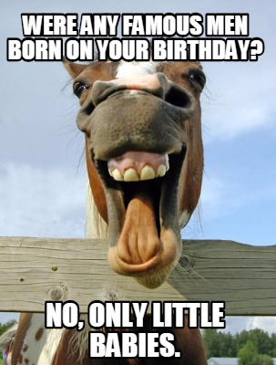 Happy Birthday Horse Meme & Funny Songs 2HappyBirthday