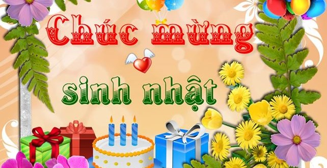 Happy Birthday Chúc Mừng Sinh Nhật Wishes & Quotes In