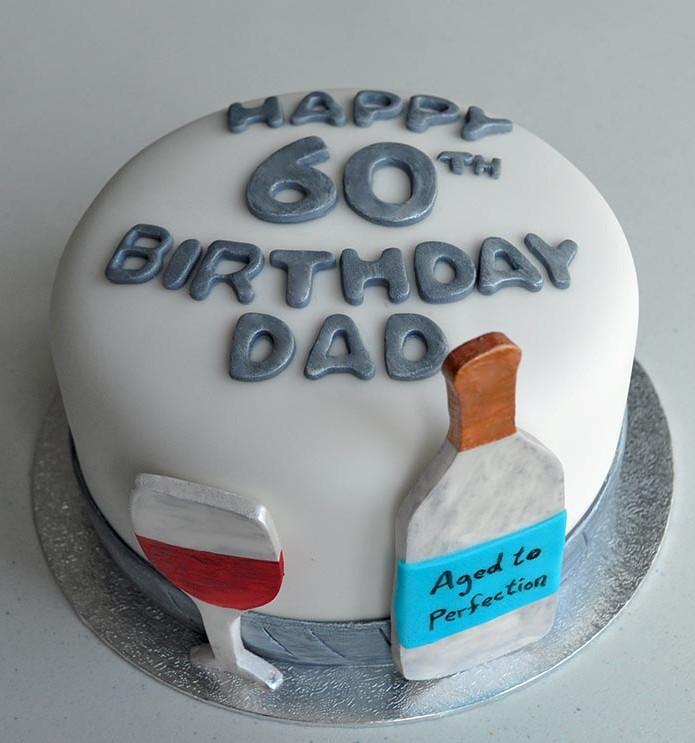 Best 60th Birthday Cakes Designs 2happybirthday