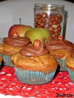 Apfel-Haselnuss-Muffins Erdbeerlounge 3