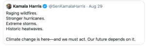 Point by point rebuttal of Kamala Harris outrageous tweet