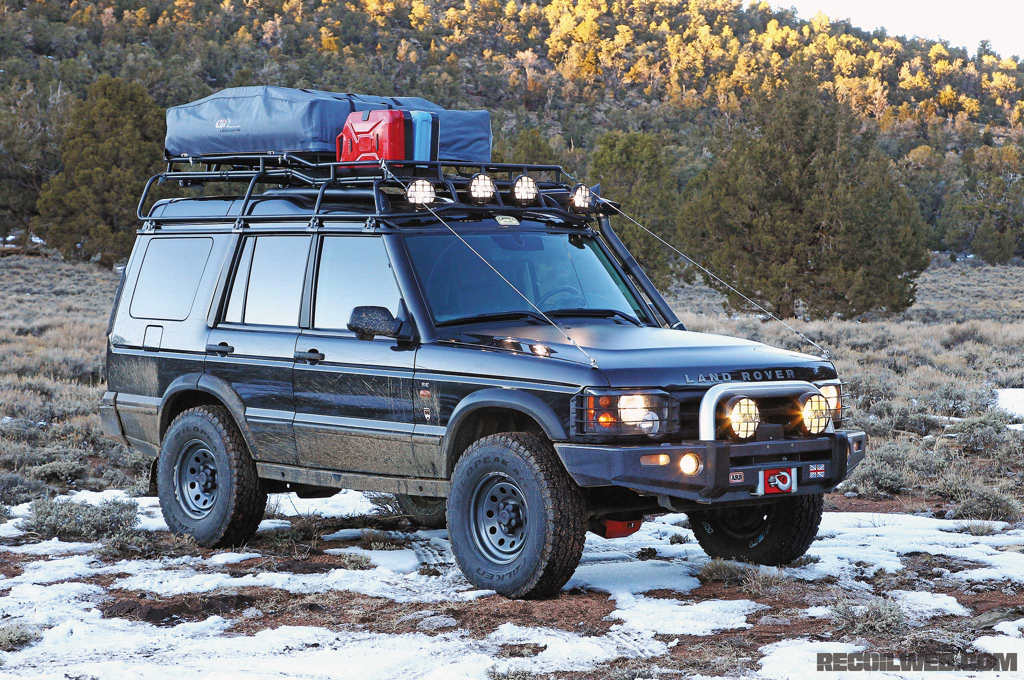 2004 Land Rover Discovery Series II Ain t No Status Symbol