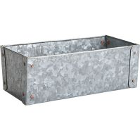 Galvanized Metal Storage Bins | www.imgkid.com - The Image ...
