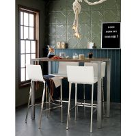 "stilt 42"" high dining table 