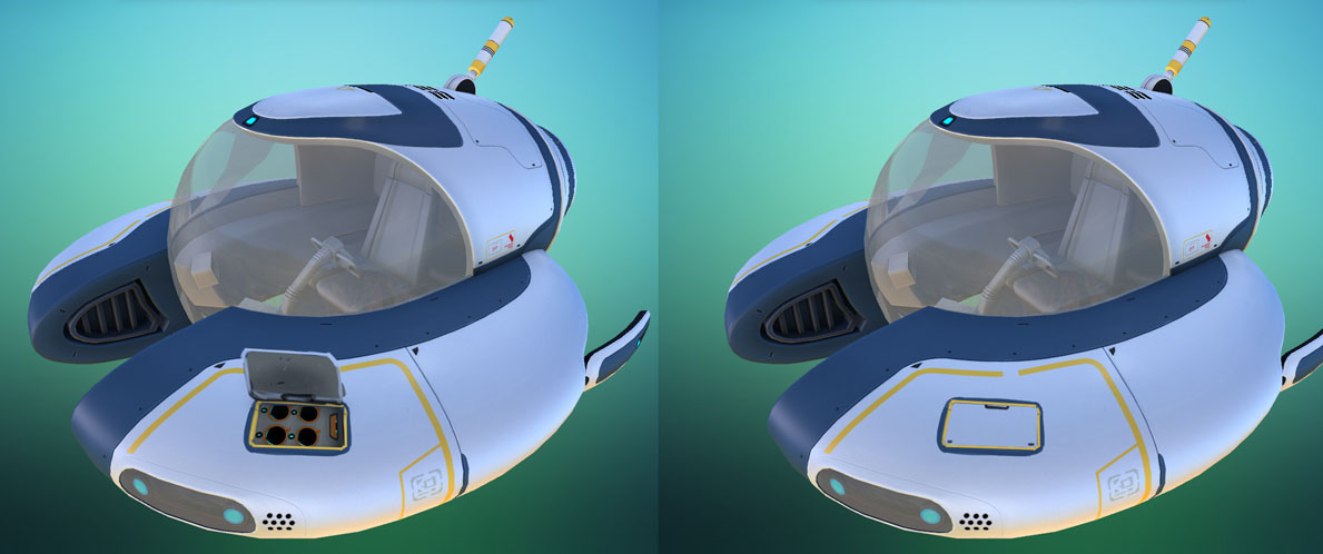 coming up seamoth subnautica