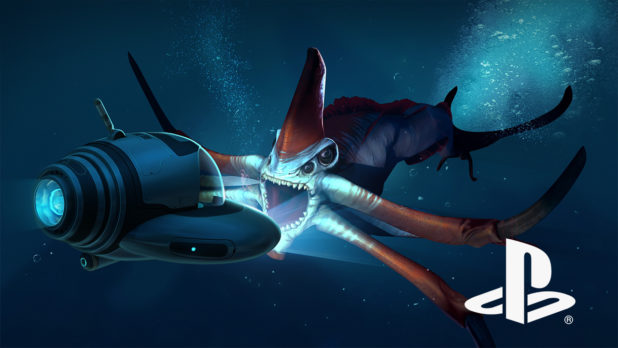 subnautica coming to playstation