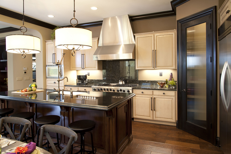 Vibrant Transitional Kitchen Before And After San Diego