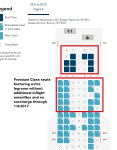 Alaska premium class configuration before credit seat map also which airlines routes feature rh travelcodex
