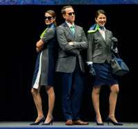Alaska Reveals New Uniforms by Luly Yang - Travel Codex