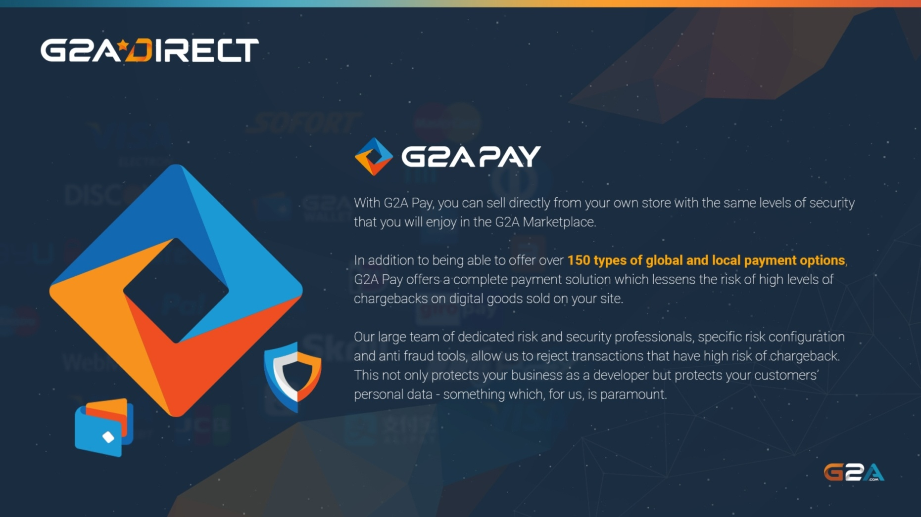 going global with g2a