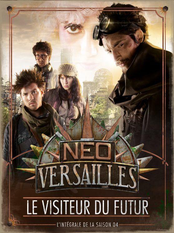 Le Visiteur Du Futur Saison 1 : visiteur, futur, saison, Visiteur, Futur, Néo-Versailles, (saison