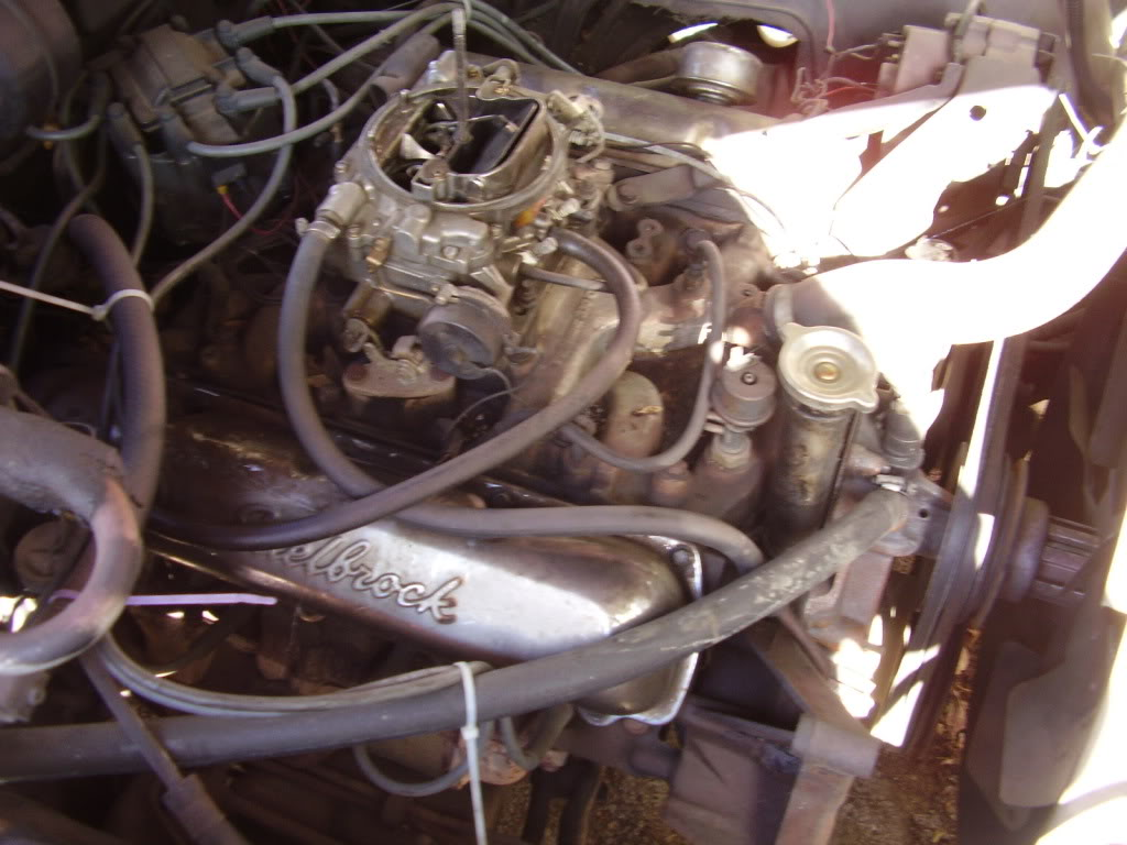 Engine Compartment Wiring Diagram Of 1981 1987 Chevrolet V8