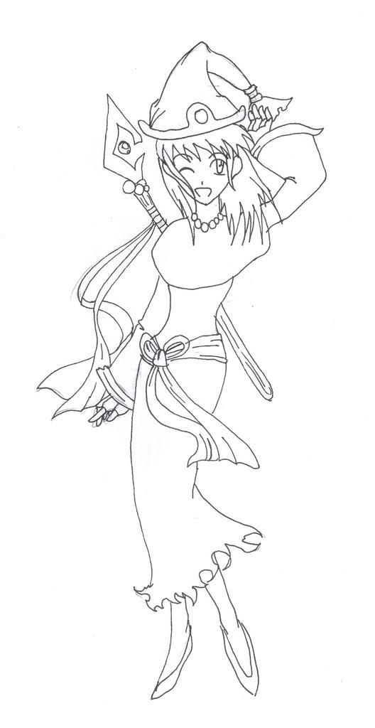 como pintar un personaje tipo anime en photoshop CS3