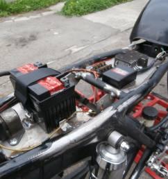 cafe racer hidden wiring car diagrams explained [ 1024 x 768 Pixel ]