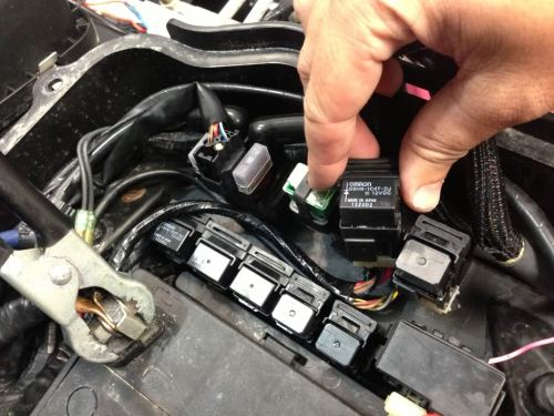 small resolution of rhino 700 electrical problem solved yamaha