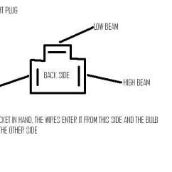 Porsche 911 Headlight Wiring Diagram 2006 Ford Escape Door H4 Simple Schematic 1968