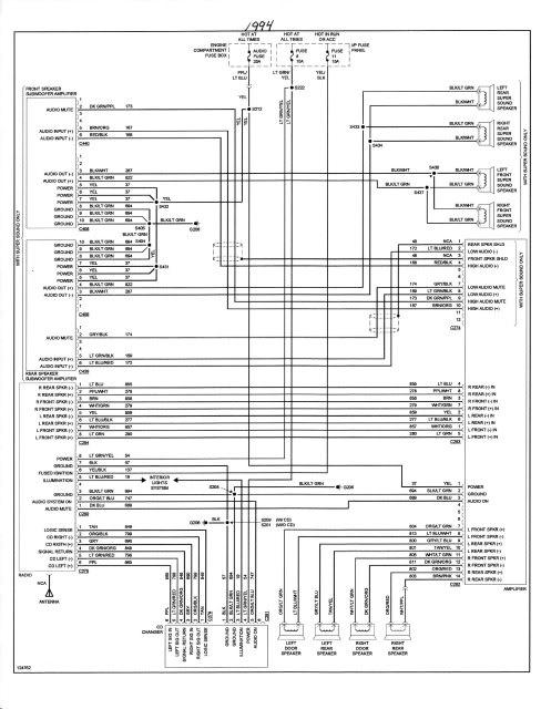Projet radio Mach 460 de 2004 dans un 1994, besoin
