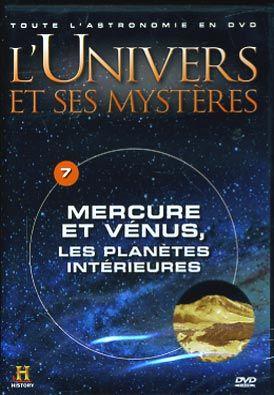 L Univers Et Ses Mysteres : univers, mysteres, Documentaire, L'univers, Mystères:, Mercure, Venus,, Planètes, Interieures, Vidéo, Streaming