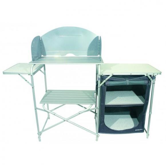 meuble cuisine de camping midland