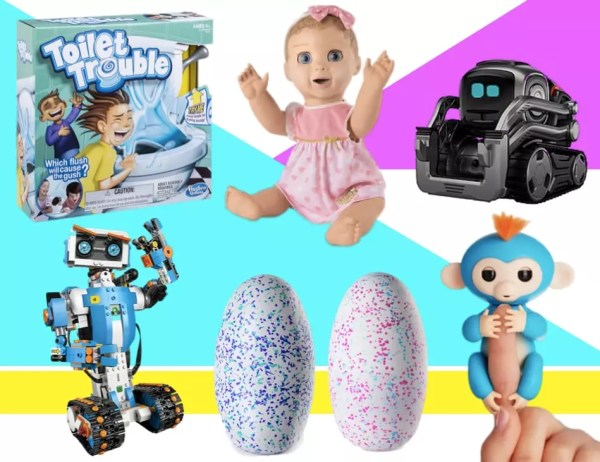 96 Best Toys for Your Kids in 2018 New Hot Games and