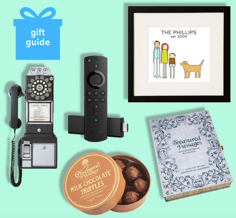 33 thoughtful gifts for