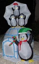 christmas-penguine