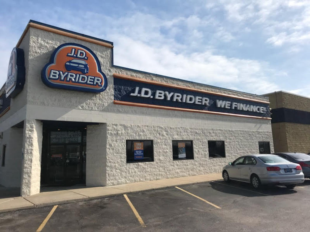 Buy Here Pay Here Used Cars   Columbus. OH 43232   Byrider