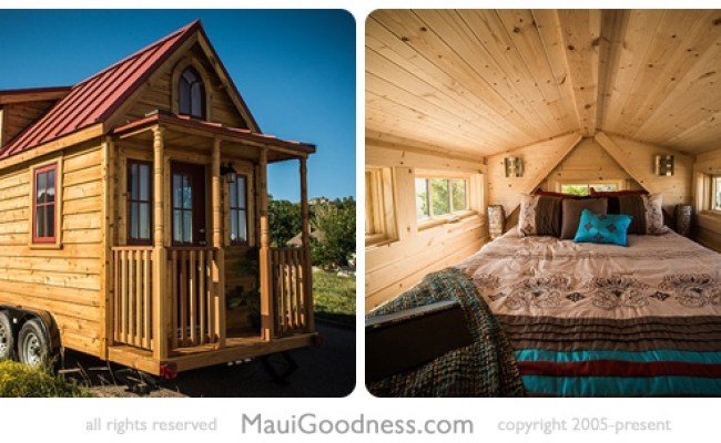 Hawaii The Perfect Place For Tiny Houses Maui Goodness