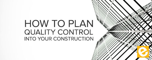 electrical contractor quality control plan