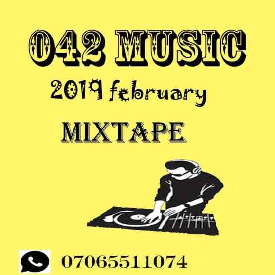 042MUSIC 2019 FEBRUARY MIX (BY DJairwaves)