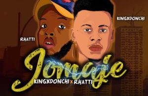 Lyrics of JOMAJE by Kingxdonchi ft Rhatti