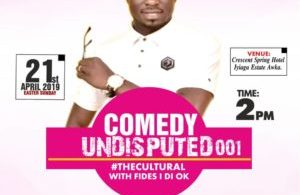 Comedy Undisputed With Fides I DI OK