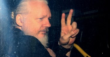 How Julian Assange was Arrested