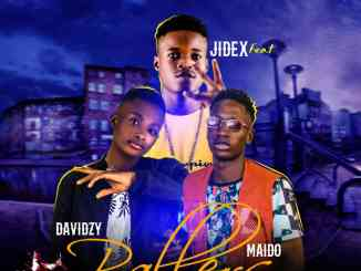 Ballers by Jidex Lee ft Davidzy X Maido
