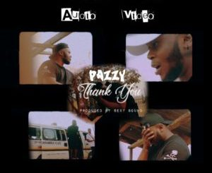 Pazzy Thank You mp3 Download