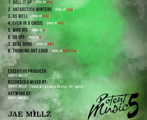 Jae Millz Roll It Up Mp3 Download