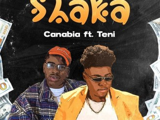 Canabia Shaka ft. Teni DOWNLOAD MP3