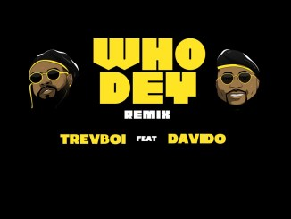 Trevboi ft. Davido - Who Dey DOWNLOAD MP3