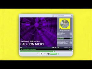 Bad Bunny Bad Con Nicky Mp3 Download