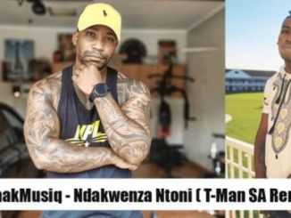 NaakMusiQ Ndakwenza Ntoni DOWNLOAD Mp3 ( DJ T-Man SA Amapiano Remix)