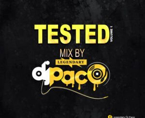 Download Mix - Tested Vol. 1 By DJ PACO