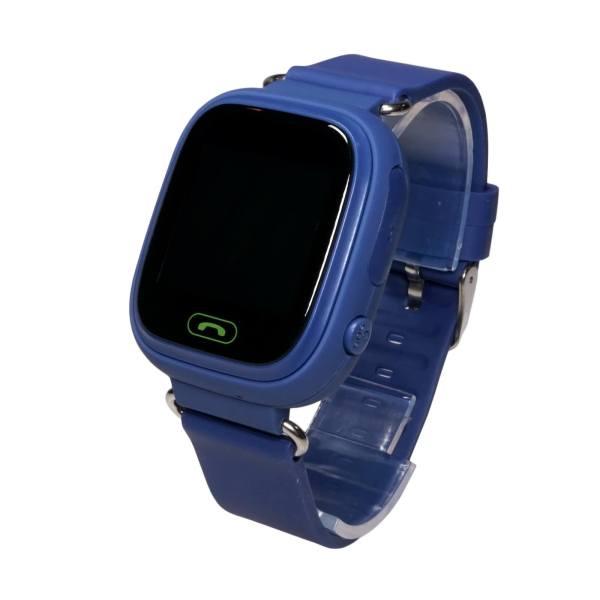 Детские GPS часы Smart Baby Watch Q90S Dark Blue