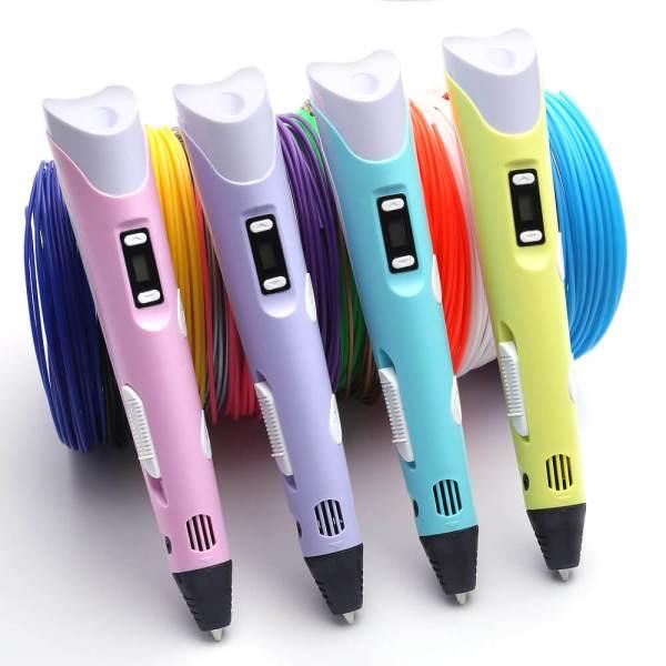 3D-ручкаLCD3D Pen-2RP-100B