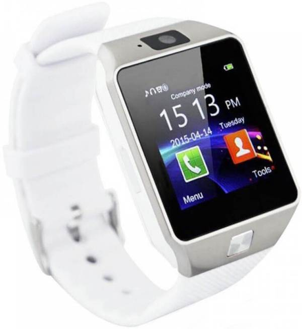 Умные часы Smart Watch DZ09 White