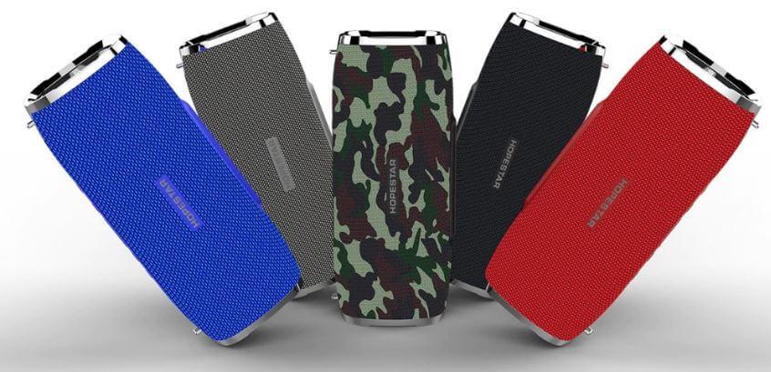 Hopestar A6 Портативная Bluetooth колонка
