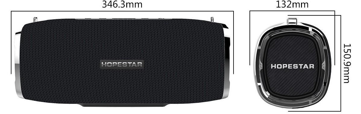 Hopestar_A6 Портативная Bluetooth колонка