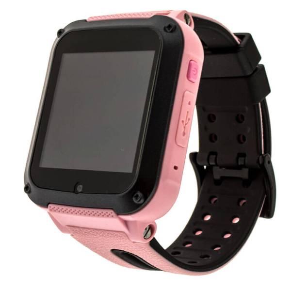 Детские смарт часы с GPS Gidi G3 c камерой Pink