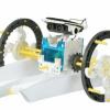 Конструктор робот на солнечных батареях Solar Robot 14 в 1 34013